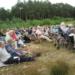 Leersum zwaait tijdens openluchtviering Moldaviëgroep uit