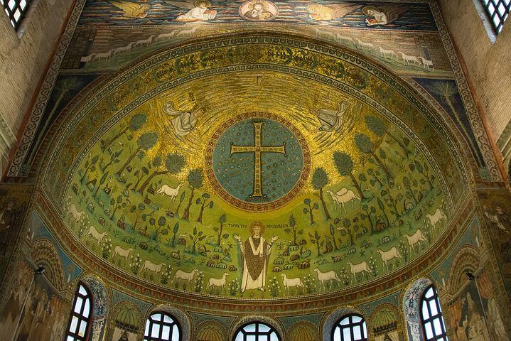 Lezing: Byzantijnse spiritualiteit