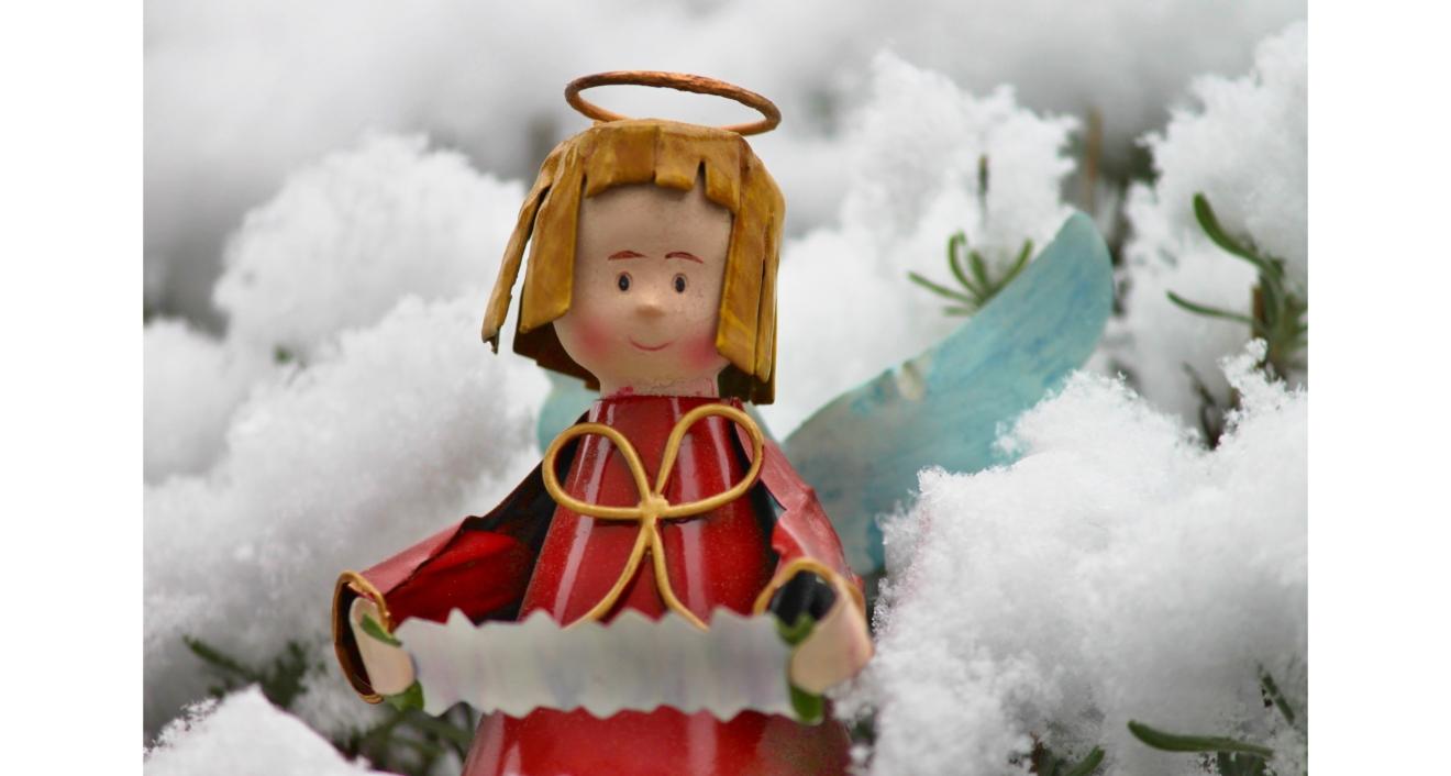 Wees een (kerst)engel voor een ander