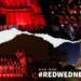 #RedWednesday: Utrechtse kathedraal rood aangelicht