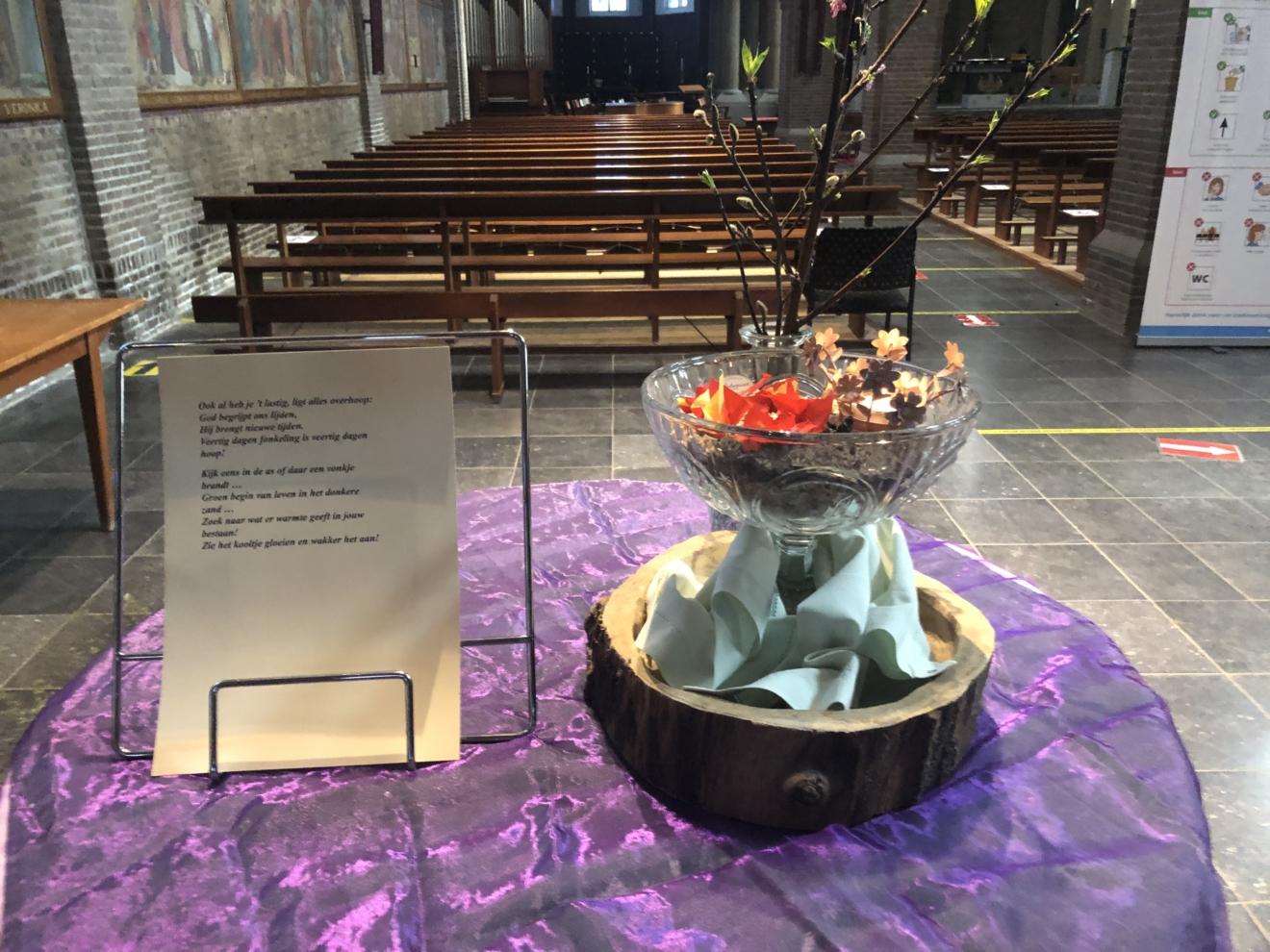 Kijktafel St. Josephkerk