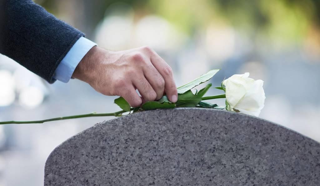 Een erehaag voor onze overledenen