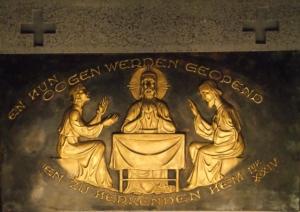 Emmausgangers altaar